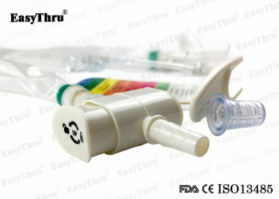 EasyThru Closed Suction Catheter System 24 hours / 72 hours Anaesthesia Product